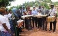 La MONUSCO exprime sa solidarité envers les femmes de la prison centrale de Kalemie
