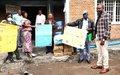 Goma: la MONUSCO sensibilise sur le Covid-19 à la prison centrale de Munzenze