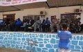 La MONUSCO a célébré ce vendredi 22 septembre 2017, la journée internationale de la paix à Kisangani.