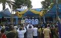 La Monusco apporte son appui à la tenue de l'Assemblée Episcopale Provinciale de Bukavu