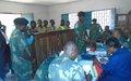 Uvira: La Monusco appuie une audience foraine en flagrance à la prison centrale Mulunge