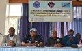 La MONUSCO et la Police congolaise conjuguent leurs efforts pour éradiquer le phénomène kidnapping au Nord-Kivu