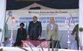 Monusco et gouvernement lancent la phase II du programme de stabilisation de Kitshanga