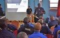UNPOL forme des Officiers de Police judiciaire dans la lutte contre les enlèvements à Kinshasa