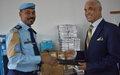 Don de matériels informatiques à la Police Nationale Congolaise