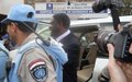 La MONUSCO accorde son soutien et sa protection au Dr Mukwege