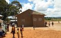 La MONUSCO  construit un Commissariat de Police à Mitwaba dans le Haut-Katanga