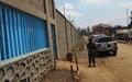 La Prison centrale de Bunia dotée d'un mur de clôture et de deux miradors