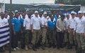 Commémoration : la Journée des Nations Unies célébrée par la MONUSCO et les agences du système à Kinshasa