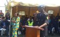 MONUSCO trains the Congolese National Police personnel on mine and border policing