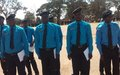 Lubumbashi: Closing ceremony for the border policing training course for National Police elements