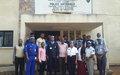 A Kananga, UNPOL forme des Officiers de Police Judiciaire sur la lutte contre la traite des êtres humains