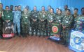 Twelve MONUSCO military focal points trained in the prevention of sexual exploitation and abuse in Bunia