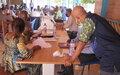 KANANGA: La MONUSCO encourage l'implication des communautés pour une gestion pérenne des prisons