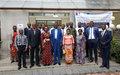 La MONUSCO renforce les capacités des institutions étatiques dans l'exploitation des données des sondages de perception à l'Est de la RDC