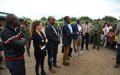 La délégation du Mécanisme de rapatriement des combattants désarmés a fini sa mission dans l'Est