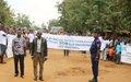 La MONUSCO procède à l'évaluation et à l'analyse de la situation sécuritaire à Kibirizi