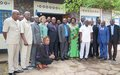La MONUSCO appuie la formation des inspecteurs territoriaux du Tanganyika