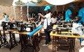 La MONUSCO réintègre 45 jeunes dans leurs communautés à Nyunzu après une formation professionnelle