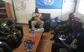 La Police MONUSCO s'engage dans la dynamique d'une lutte commune contre Ebola