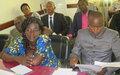 Ituri : La MONUSCO prépare les députés nouvellement élus à la pratique parlementaire