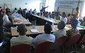 La MONUSCO et le PNUD renforcent les capacités des agents pénitentiaires de Kananga