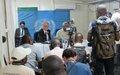 La délégation du Conseil de Sécurité préoccupée par la situation sécuritaire à Beni.