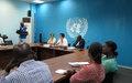 Compte-rendu de l'actualité des Nations Unies en RDC à la date du 13 mars 2019