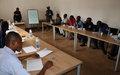 La Police des Nations Unies (UNPOL) poursuit le renforcement des capacités des OPJ à Bukavu
