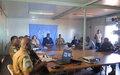 La MONUSCO échange avec le Gouverneur de la Province du Haut-Uélé