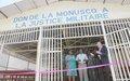 Nord-Kivu : la MONUSCO remet une salle d'audience aux juridictions militaires de Goma