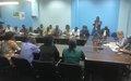 Compte-rendu de l'actualité des Nations Unies en RDC au cours de la semaine du 2 au 9 août 2017