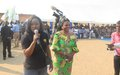 Les Nations Unies célèbrent la journée internationale de la paix à Kolwezi