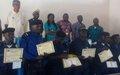 Uvira: 27 Officiers de Police Judiciaire prêtent serment