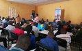 Uvira: Bijombo, la feuille de route pour une paix durable