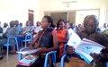 La population de Kasumbalesa sensibilisée à la prévention des violences en période électorale