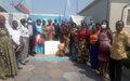 South-Kivu: Uvira's women leaders renew their confidence in MONUSCO