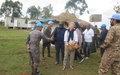SUD-KIVU : Une équipe onusienne en mission conjointe d'évaluation à Minembwe
