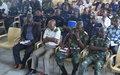 A Kananga, le BCNUDH accentue la sensibilisation sur les droits et devoirs à l'approche des élections
