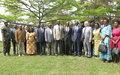 Le comité d'appui technique de l'Accord cadre d'Addis-Abeba en session d'évaluation à Goma