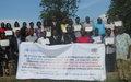 La MONUSCO forme sur les droits et devoirs des medias en période électorale