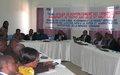 La MONUSCO renforce les capacités techniques et professionnelles des magistrats des provinces de la Tshopo, Bas-Uélé et Haut-Uélé
