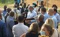 David McLachlan Karr au Kasaï : «Il faut renforcer la présence des Nations Unies dans la région»