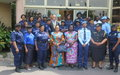 Kinshasa : La Police MONUSCO plaide pour l'intégration du genre au sein de la PNC