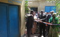 La MONUSCO finance la réhabilitation de la maison communale de Nganza