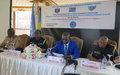 La Police Monusco accompagne l'Inspection Générale de la Police Nationale Congolaise (IGPNC) pour une Police « professionnelle à l'écoute de la population »