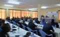La Police MONUSCO et la PNC se penchent sur « une bonne gestion des grands évènements »