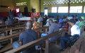 La MONUSCO invite la population de Kamonia à une initiative de consolidation de la Paix