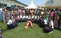 Les femmes leaders invitent les jeunes filles à plus d'engagement