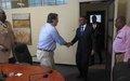 David Gressly à Kananga pour une réponse à la situation sécuritaire et humanitaire